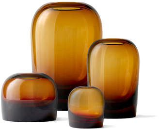 Menu Glass Troll Vase