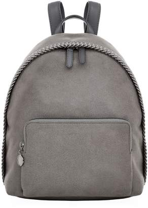 Stella McCartney Falabella Small Zip Backpack
