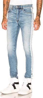 Amiri Stack Track Jean