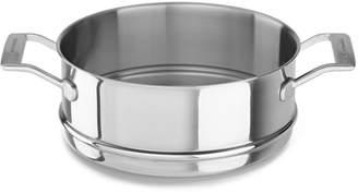 KitchenAid Tri-Ply Stainless Steel Steamer Insert, 8 qt.