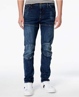 G-Star Raw Men's 5620 3D Super Slim-Fit Jeans $170 thestylecure.com