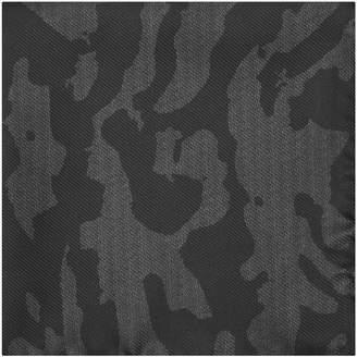 Reiss Hunter Camo Print Silk Pocket Square