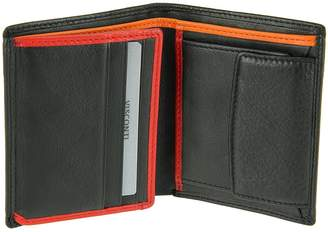 Visconti BD22 Mens Leather Trifold Leather Wallet
