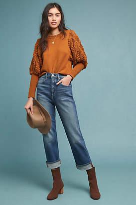 McGuire Mrs. Robinson Ultra High-Rise Boyfriend Jeans