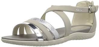 Geox Women's Vega 13 Flat Sandal