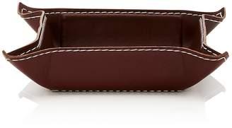 Arte & Cuoio Leather Small Square Tray