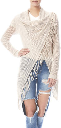 Lovestitch Open Weave Sweater $59 thestylecure.com