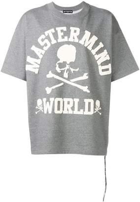 Mastermind Japan logo print T-shirt