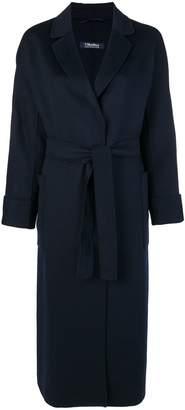 Max Mara 'S tailored fitted cardi-coat