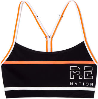 P.E Nation The Chariot Crop Top