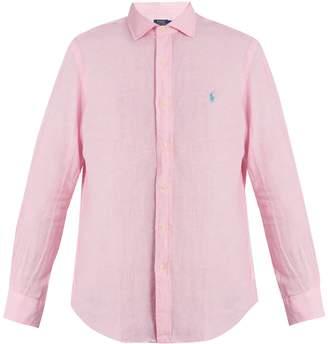 Polo Ralph Lauren Long-sleeved linen shirt