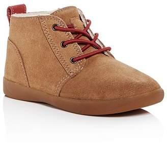 ea9801e5ead UGG Boys  Kristjan Suede Chukka Boots - Walker