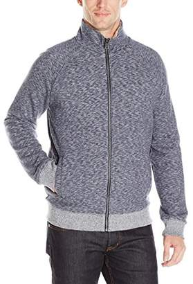 Lucky Brand Men's Siberian Sherpa Mock Neck Sweatshirt