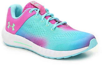Under Armour Pursuit Prism Toddler & Youth Running Shoe - Girl's