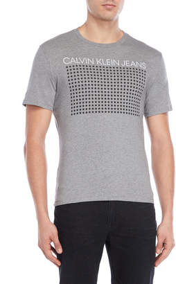 Calvin Klein Jeans Stars Crew Neck Tee