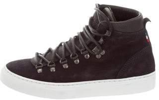 Diemme Woven High-Top Sneakers w/ Tags wiki for sale 1Bp69poU