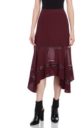 Derek Lam Silk Handkerchief Skirt