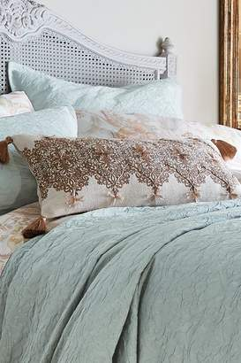 Soft Surroundings Sabrina Embellished Pillow
