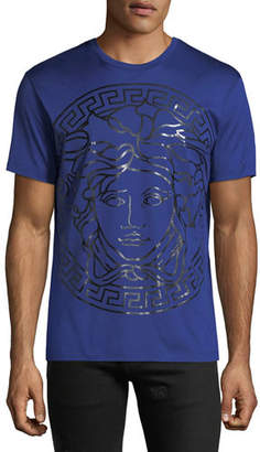 Versace Medusa Head Cotton T-Shirt