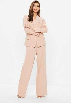 Missguided Wide Leg Trousers
