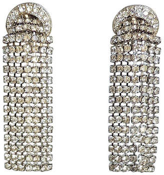 One Kings Lane Vintage 1960s Napier Chandelier Earrings - Carrie's Couture