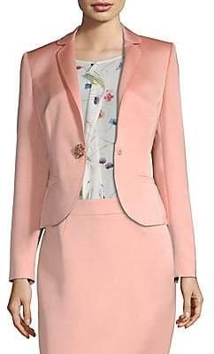 Escada Women's Bastaro Duchess Satin Jacket