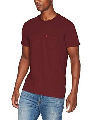 612e31a192e5 Levi s Men s Ss Set-in Sunset Pocket Short Sleeve T-Shirt