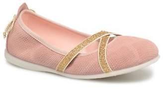 GIOSEPPO Kids's Raquel Ballet Pumps in Pink