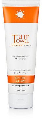 TanTowel Tan Towel On the Glow Self Tanning Moisturizer