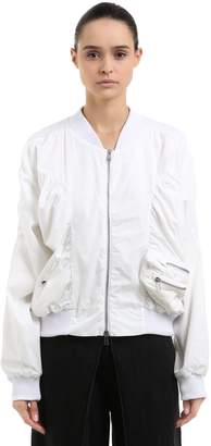 Aalto Cotton Bomber Jacket