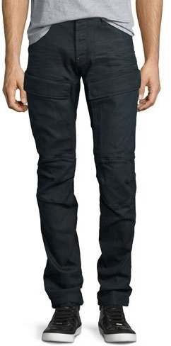 G Star G-Star Air Defense 5620 3D Slim Jeans, Dark Aged