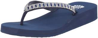 Yellow Box Women's Zemily Flip Flop