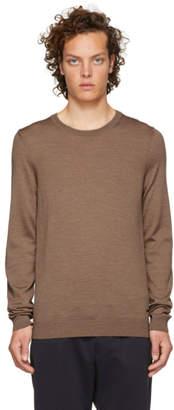 BOSS Brown Leno-P Sweater