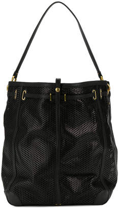 Jerome Dreyfuss perforated shoulder bag