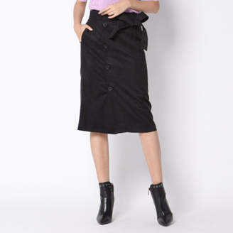 Vicky (ビッキー) - VICKY 【スタッフおすすめ】スエードタイトスカート