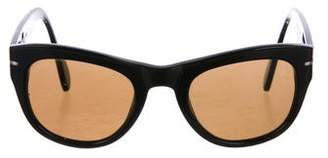 Cat Eye Moscot Tinted Cat-Eye Sunglasses