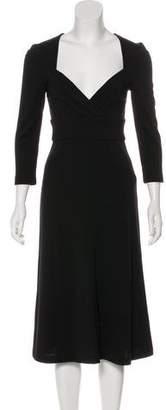Diane von Furstenberg Casual Knee-Length Dress