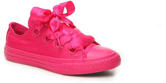 Converse Chuck Taylor All Star Toddler & Youth Big Eyelets Sneaker - Girl's