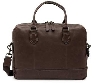 Frye Owen Leather Work Bag