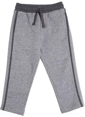 Dolce & Gabbana Two Tone Cotton Jogging Pants