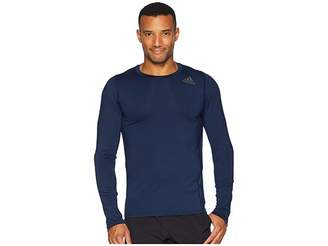 adidas Training Alphaskin Sport Long Sleeve Fitted Tee