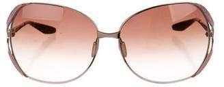 Barton Perreira Emmanuelle Oversize Sunglasses