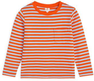Arket Striped Long-Sleeve T-Shirt