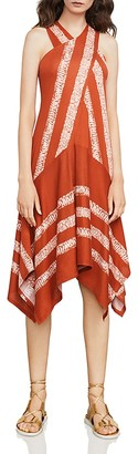 BCBGMAXAZRIA Ada Asymmetric Dress $178 thestylecure.com
