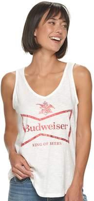 Rock & Republic Women's Budweiser Graphic Tank