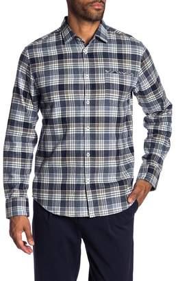 Good Man Brand Winter Plaid Regular Fit Shirt