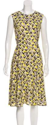 Samuji Printed Skater Dress