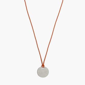 Cymbal Beaded Necklace $45 thestylecure.com