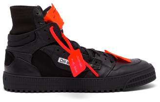Off-White Off White Low 3.0 Trainers - Mens - Black