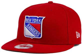 New Era New York Rangers All Day 9FIFTY Snapback Cap f707ac86dba